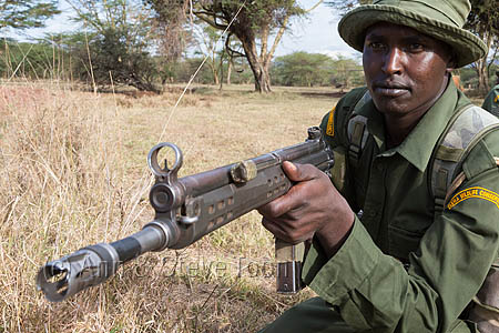 ACPP66 Anti-poaching patrol, Lewa Conservancy