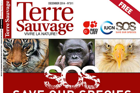 Terre sauvage IUCN Special Edition Cover-1
