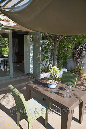 Klein Gelukkie self-catering cottage, Paternoster, Western Cape, South Africa, September 2015