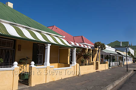 Die Tuishuise renovated cottages, Cradock, Eastern Cape, South Africa, September 2015